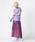 TRUNO by NOISE MAKER(トルノバイノイズメーカー)の「天竺素材裾消しプリーツスカート(スカート)」|詳細画像