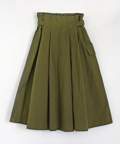 日本限定 【セール】G0950 ミリタリースカート(スカート)|Audition(オーディション)のファッション通販, BEAMS/ビームス:e34dd99e --- svarogday.com