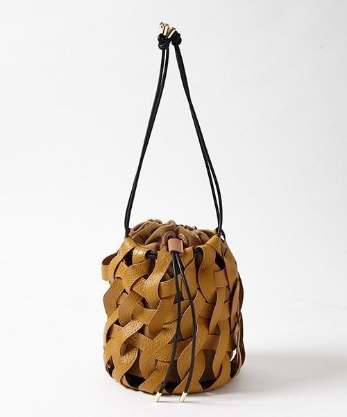完売 【セール】Exotic Pattern Weave Weave Bag Bag/ レザーバッグ(ショルダーバッグ)/|SMIR NASLI(サミールナスリ)のファッション通販, 千歳村:83049fcf --- blog.buypower.ng