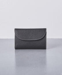 <Whitehouse Cox(ホワイトハウスコックス)>シボ S-7660 3FOLD WALLET †