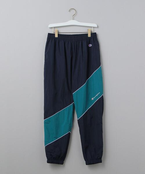 <Champion>NYLON TRUCK PANTS/パンツ Ψ