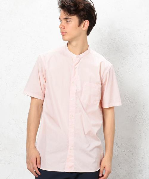KC TYPE/W LOOSE BND/C 半袖シャツ ◆