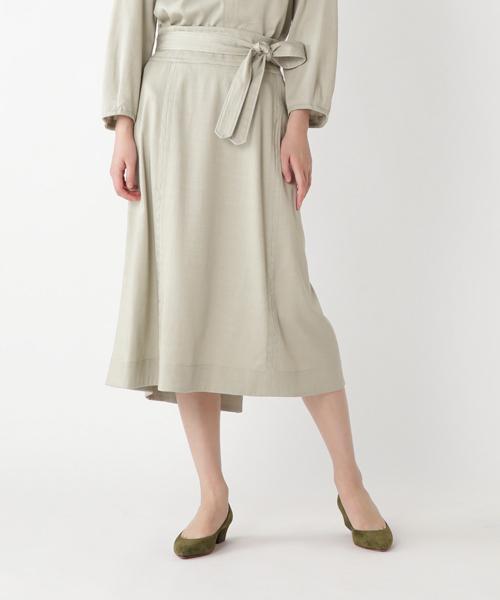 【代引可】 【セール】バックラップスカート(スカート) H/standard(アッシュ・スタンダード)のファッション通販, デリシャスハーツ:55c712e1 --- fahrservice-fischer.de