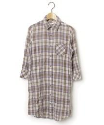 c7f5445ac3a3a ブランド古着 「シップス」に該当するシャツワンピース古着通販 - ZOZOUSED