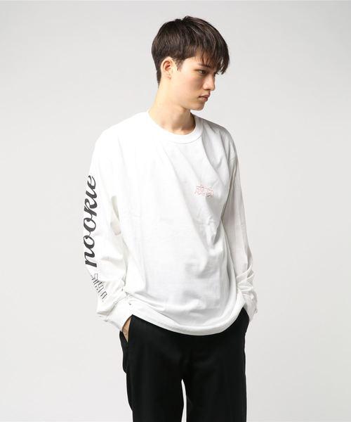 THEnookie/ザ・ヌーキー/NOOKIE ロングスリーブTシャツ