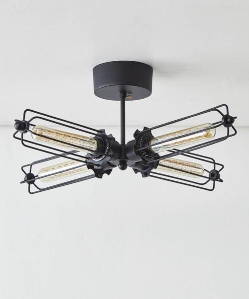journal standard Furniture (ジャーナルスタンダードファニチャー)の「WINCHESTER CEILING LIGHT4(照明)」 その他