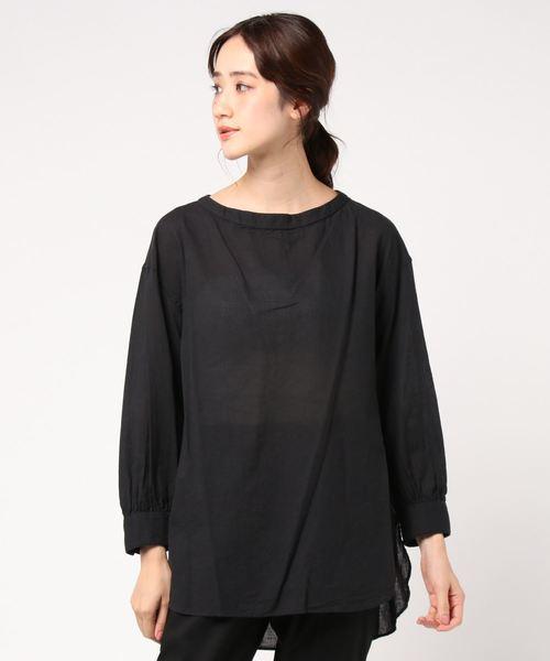 品質保証 【LE GLAZIK CCC】バックギャザーシャツ CCC Bshop WOMEN(シャツ/ブラウス)|LE GLAZIK(ルグラジック)のファッション通販, アクトライズふるさと物産館:56ee47ce --- kredo24.ru
