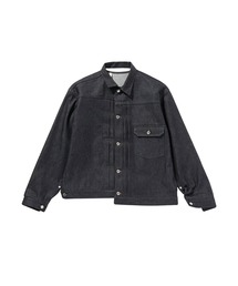 SPRING20120 DENIM JACKETネイビー