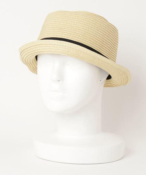 【 JABURO / ジャブロー 】ブレード BLADE カンカン帽 ハット