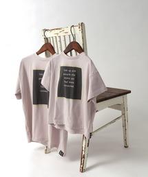 BREEZE by saori(ブリーズバイサオリ)のWEB限定 ロゴTシャツ【BREEZE by saori】(Tシャツ/カットソー)
