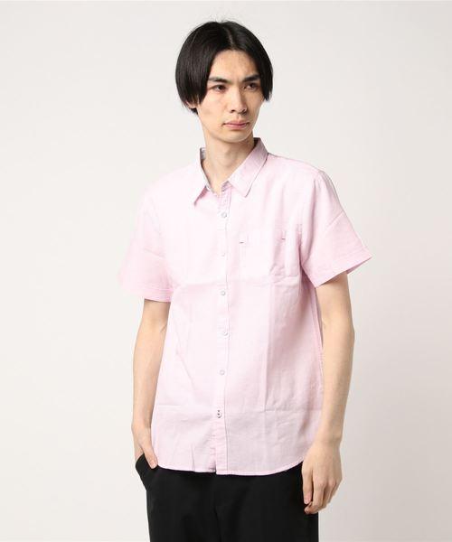 「INASTUDIOS SELECT」ワッフル織りシャツ
