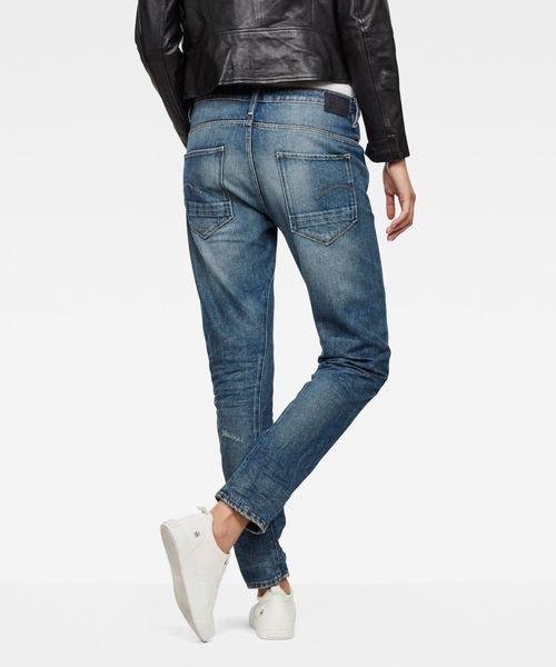 Arc 3D Low Waist BF Jeans