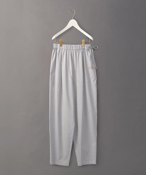 <6(ROKU)>STRIPE PANTS/パンツ