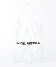 "FC ""EMMEL REFINES"" LOGO PVC バッグ"
