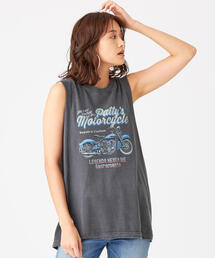 GOOD ROCK SPEED(グッド ロック スピード) BIKE カットオフ ロックTシャツ