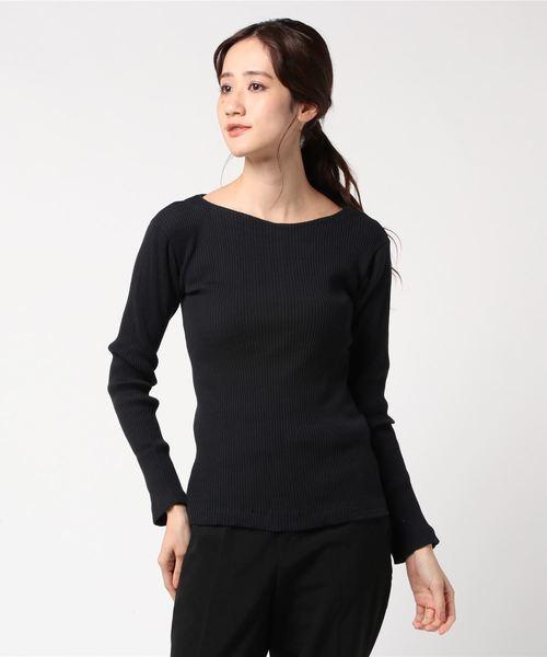 【おしゃれ】 【YOUNG & The OLSEN STORE】ZINC The DRYGOODS STORE】ZINC リブカットソー WOMEN(Tシャツ Bshop/カットソー) YOUNG&OLSEN The DRYGOODS STORE(ヤングアンドオルセン)のファッション通販, オオタマチ:ea335bfb --- dpu.kalbarprov.go.id