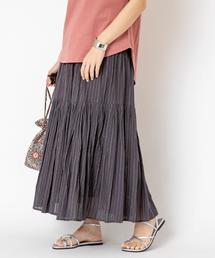 ドビーロングスカート