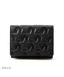 Hashibami(ハシバミ)のStar Stamp Mini Wallet(財布)