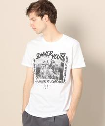<MAP OF SKY> SUMMER YOUTH TEE/Tシャツ ◆