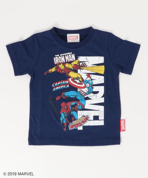 Marvelマーベルのmarvelマーベル キャラクター半袖t