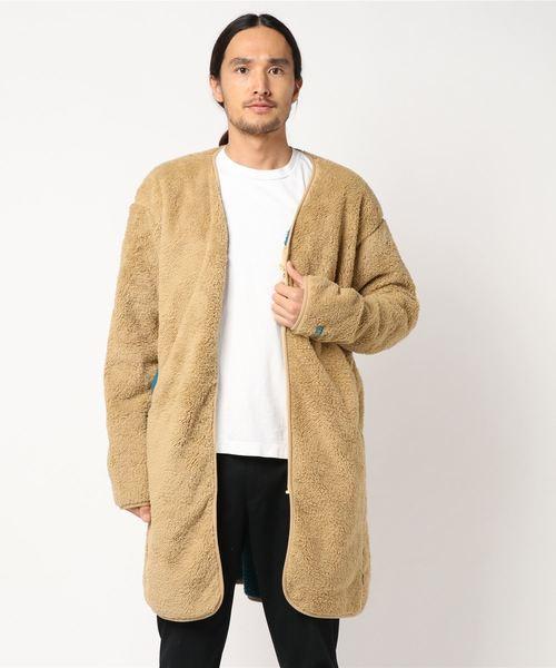 大人気新品 Bonding Fleece Fleece Coat(その他アウター)|CHUMS(チャムス)のファッション通販, トウノショウマチ:0241329e --- fahrservice-fischer.de