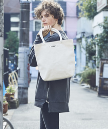 THE CASE(ザケース)の【THE CASE】many pocket canvas tote(トートバッグ)
