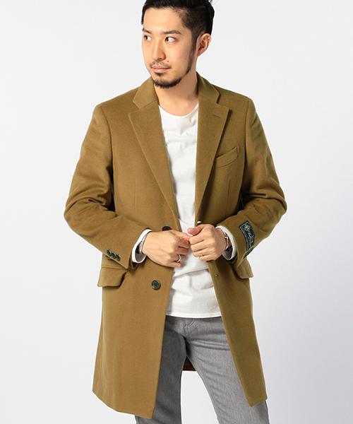 【在庫処分】 【セール/ブランド古着】チェスターコート(チェスターコート)|B:MING by BEAMS(ビーミングバイビームス)のファッション通販 - USED, デーリィちゃんのスマイルファーム:3c4a89c9 --- cartblinds.com