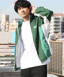 【女性にも人気】SUNNY SPORTS(サニースポーツ)別注切替スポーツトラックジャケット