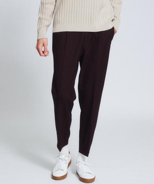 ファッションの 【セットアップ対応】TW 平織り スリム テーパードパンツ, アサヒヤワインセラー 2f08b911