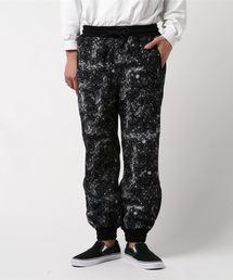CLOT/クロット/スターオールオーバースウェットパンツ(パンツ)