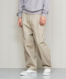 <H>GATHER COTTON BALLOON 2P PANTS/パンツ