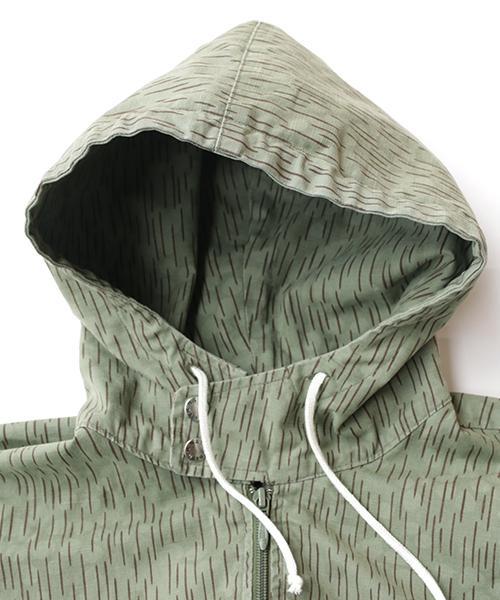 【ネイタルデザイン】シティジャケットフーディー レインドロップ / CITY JACKET HOODY RAIN DROP