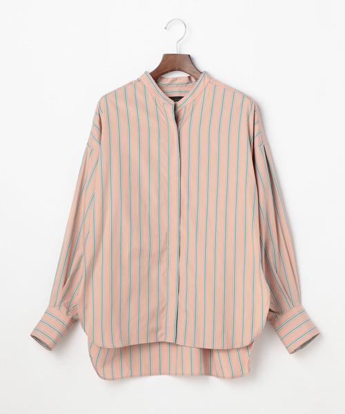 お気にいる martinique/バンドカラーシャツ(シャツ/ブラウス) martinique(マルティニーク)のファッション通販, マワールドshop:a8003f1c --- wm2018-infos.de