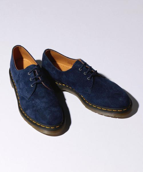 <Dr.Martens> SUEDE 3-EYE SHOES/シューズ