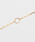 NOIR DE POUPEE(ノワールドプーペ)の「K10 一粒ダイヤ 星座 ゴールドネックレス(ネックレス)」|詳細画像