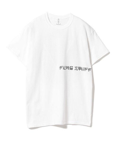F-LAGSTUF-F × 金子富之 / Kuramistuha Short Sleeve Tee