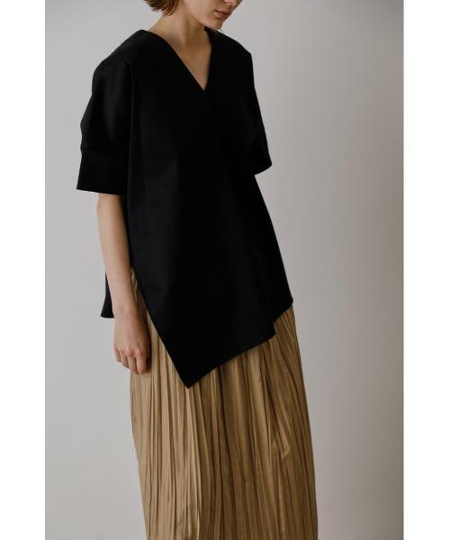ブランド品専門の ヘムアシンメトリーワイドトップス(Tシャツ/カットソー) RIM.ARK(リムアーク)のファッション通販, ペアジュエリー テラグラティア:074c4493 --- skoda-tmn.ru
