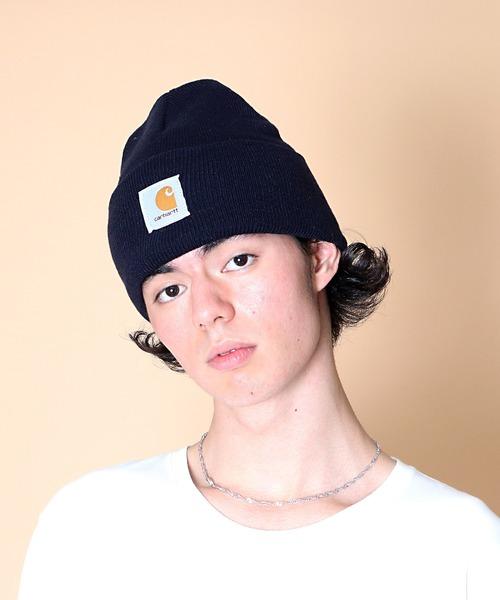 【 carhartt / カーハート 】M Acrylic Watch Hat A18 帽子 ビーニー