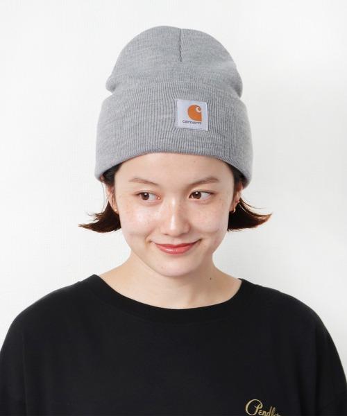 【carhartt/カーハート】M Acrylic Watch Hat A18 帽子 ビーニー