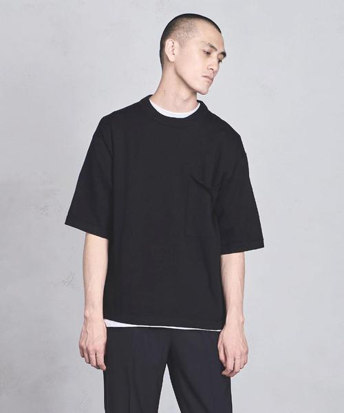 UAST ニット ビッグ Tシャツ ◆