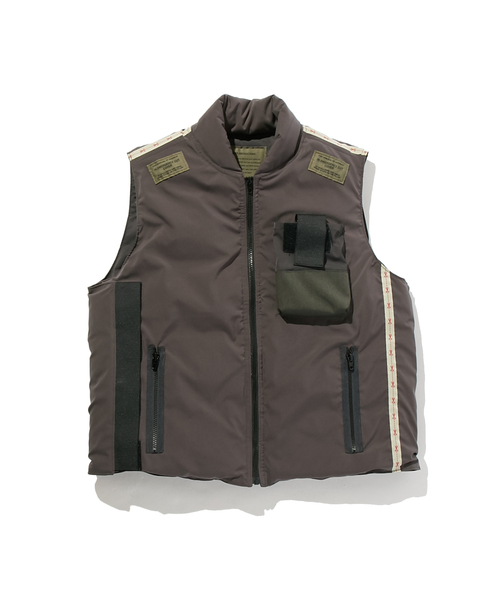 FALL2019 DOWN VEST