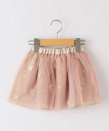 SHIPS(シップス)のSHIPS KIDS:スター チュール スカート(100〜130cm)(スカート)
