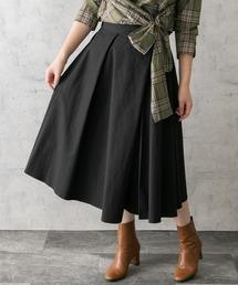 URBAN RESEARCH ROSSO WOMEN(アーバンリサーチ ロッソ)のランダムタックスカート(スカート)