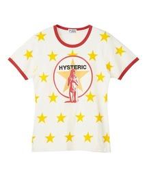 HYS STAR チビTシャツホワイト