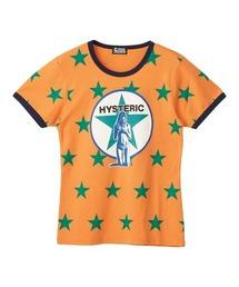 HYS STAR チビTシャツオレンジ