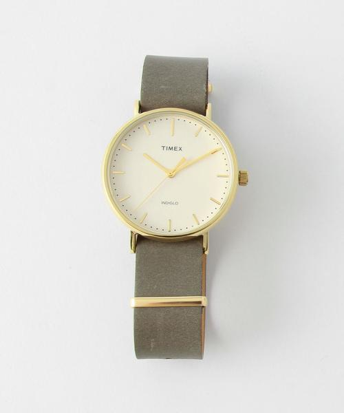 <TIMEX(タイメックス)> WEEKENDER H/S LTR 2/腕時計