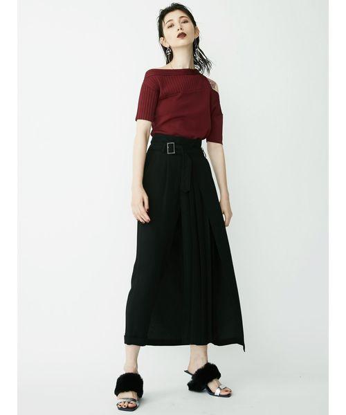 魅力的な価格 【セール】ASYMME SLD SLD H/S KT(ニット H/S/セーター) UN3D.(アンスリード)のファッション通販, ザバリ:8fe490b9 --- tsuburaya.azurewebsites.net