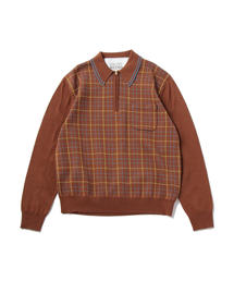 UNITED ARROWS & SONS(ユナイテッドアローズ&サンズ)KSK KNIT PL◆