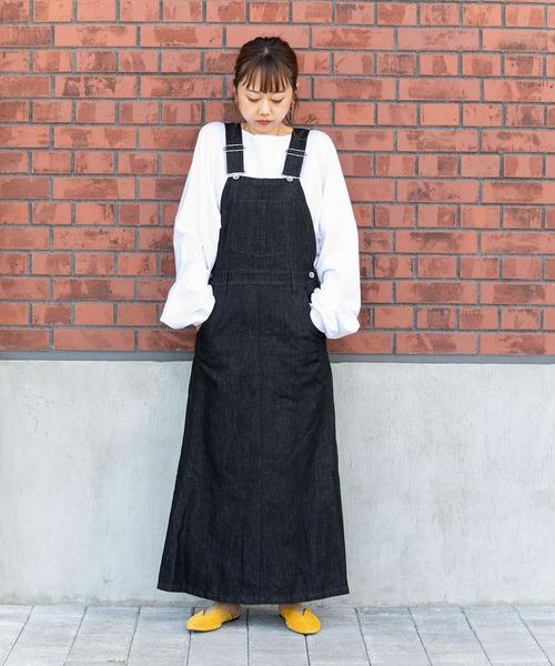 styles(スタイルス)の「CM Salopette Skirt CMA-1(スカート)」|詳細画像