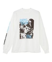 ROYAL TRUX/THANK YOU Tシャツホワイト
